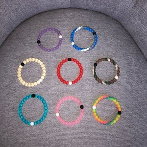 8 Lokai Bracelet Set!